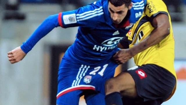 Maxime Gonalons, le nouveau capitaine de l'OL
