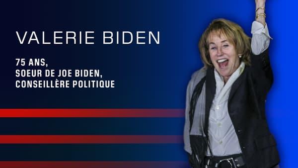 Valerie Biden