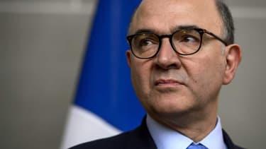 Pierre Moscovici assure qu'il fera appliquer les règles budgétaires