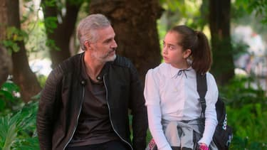 "Le film ""Se busca papa"""