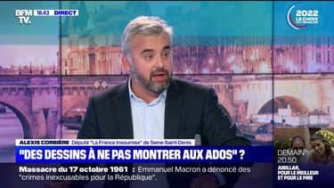 """Alexis Corbière sur Samuel Paty: """"Je ne prononcerai jamais la moindre critique vis-à-vis de Samuel Paty"""""""