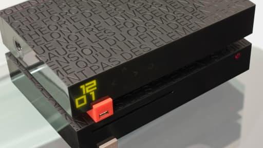 """La dernière version de la Freebox baptisée """"Révolution"""""""