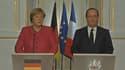 François Hollande et Angela Merkel ont affiché leur unité, ce jeudi 30 mai.