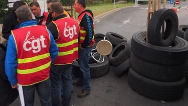 Les dépôts de carburants seront une des cibles visées par les fédérations CGT et FO des transports qui appellent à la grève à partir du 25 septembre.