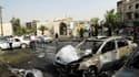 Une voiture piégée a explosé dans le quartier de Bab Touma, situé à la limite de la vieille ville de Damas, et a fait 13 morts, selon le ministère syrien de l'Intérieur. Selon la télévision, l'explosion s'est produite près d'un commissariat de police. /Ph
