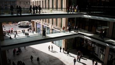 Le Mall of Berlin avait ouvert en grande pompe en septembre 2014