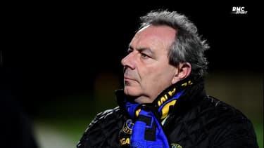 """Chambly : """"On ne remet pas en cause le protocole de la Ligue"""", assure Fulvio Luzi, président du club"""
