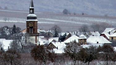 Une église en Alsace. (Photo d'illustration)