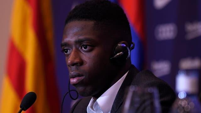 Ousmane Dembélé n'accorde pas d'importance au prix de son transfert