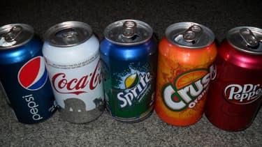 Toutes les boissons sucrées seraient concernées : sodas non allégés, boissons énergisantes et thés glacés.