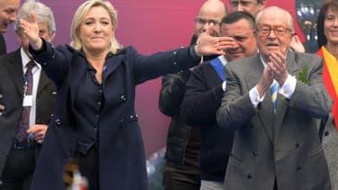 Jean-Marie Le Pen était bien plus libéral que ne l'est aujourd'hui sa fille