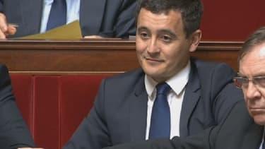 Gérald Darmanin à l'Assemblée nationale mercredi.