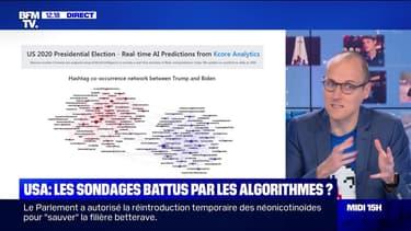 USA: les sondages battus par les algorithmes ? - 05/11
