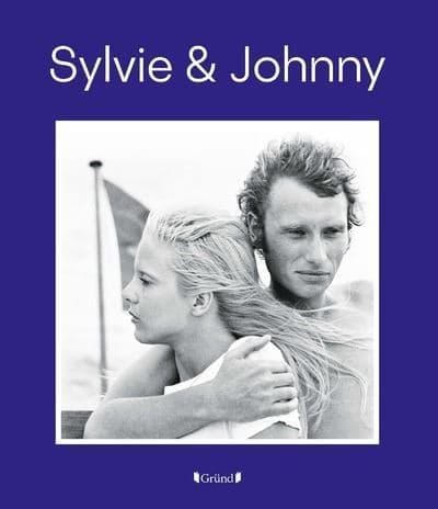 Couverture dy libre Sylvie et Johnny, de Benoît Cachin.