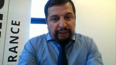 Fatih Sarikir sur notre antenne.