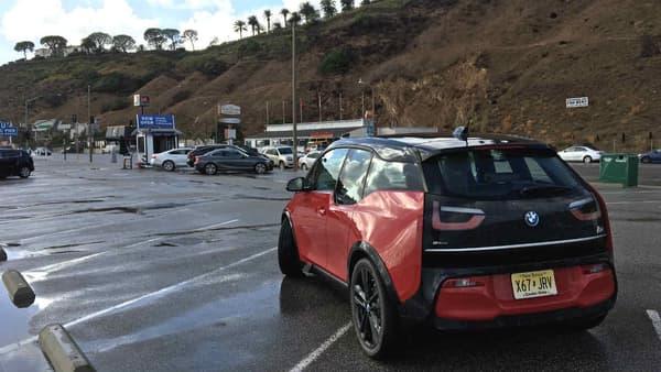 L'i3S offre environ 280 kilomètres d'autonomie.