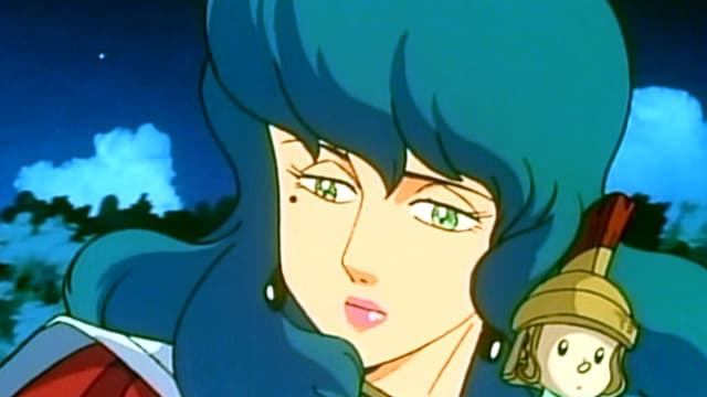 """Milady dans l'anime """"Sous le signe des Mousquetaires"""""""