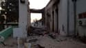 L'hôpital de Médecins sans Frontières, à Kundunz, a été bombardé dans la nuit de vendredi à samedi.