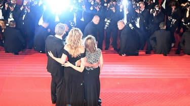 Le tapis rouge du Festival de Cannes -