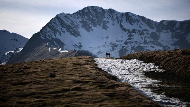 Un randonneur s'est tué dans les Pyrénées (illustration)