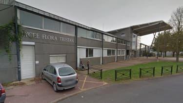 Le lycée de Montereau-Fault-Yonne