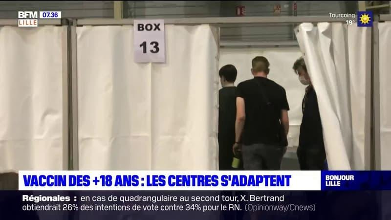 Douai: le centre de vaccination s'attend à faire