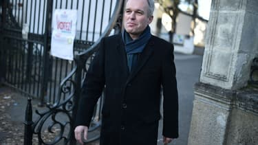 François de Rugy est bien parti pour l'emporter au second tour des législatives.