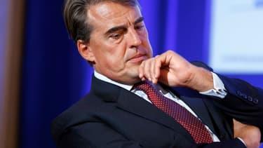 Alexandre de Juniac, le patron d'Air France, a regretté qu'aucun accord ne soit intervenu entre la direction et les syndicats.
