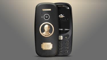 Le Nokia 3310 édition Vladimir Poutine