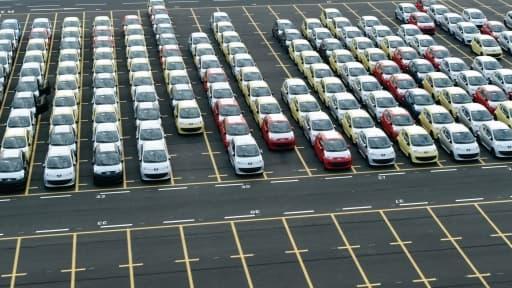 Pour la première fois depuis 19 mois, les ventes de véhicules en Europe ont augmenté au mois d'avril.