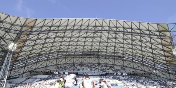 Le stade Vélodrome est désormais couvert