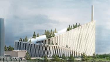 L'usine et ses alentours vont se transformer en centre d'activités sportives.