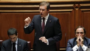 La parti du Premier ministre portugais, Pedro Passos Coelho, a connu une défaite cinglante aux municipales.