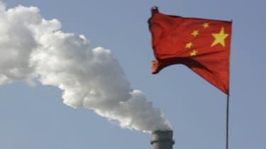 """Le FMI a abaissé sa prévision de croissance pour la Chine de 8 à """"environ 7,75%""""."""