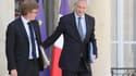 Marc Fesneau et Bruno Le Maire