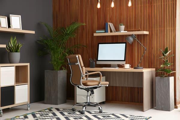 Home office : choisir le bon mobilier.