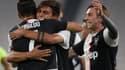Cristiano Ronaldo et Paulo Dybala, buteurs avec la Juve