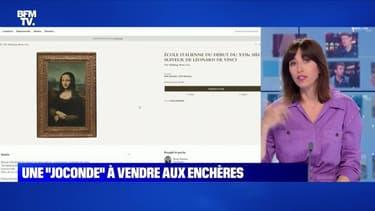 """Une """"Joconde"""" à vendre aux enchères - 14/06"""