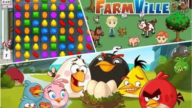 Après un succès fulgurant, les éditeurs des jeux Candy Crush, angry Birds ou encore Farmville échouent à capitaliser sur le long terme.