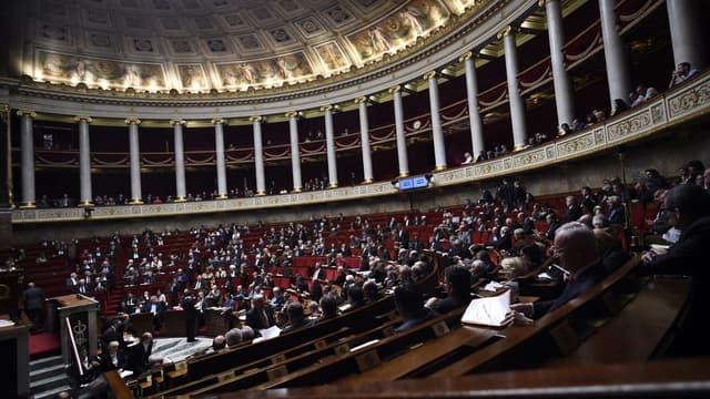 L'amendement avait été présenté le week-end dernier en commission par les députés socialistes