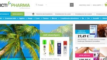 Doctipharma entend simplifier la vie des pharmaciens qui veulent se lancer dans la vente en ligne.