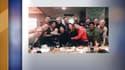 """Matthew Morrison a posté une photo des retrouvailles des acteurs de """"Glee"""""""
