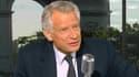 Dominique de Villepin, invité de Bourdin Direct sur RMC.