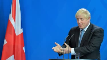Boris Johnson est attendu ce jeudi 22 août à Paris