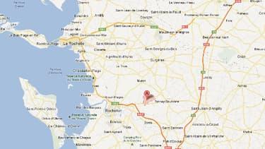 A Moragne, en Charente-Maritime, un important dispositif est déployé pour retrouver une fillette de 23 mois, disparue vendredi soir.