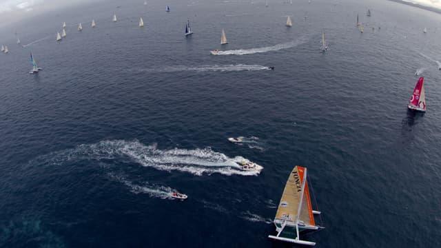 91 bateaux prendront le départ de la Route du Rhum 2014, record de l'épreuve