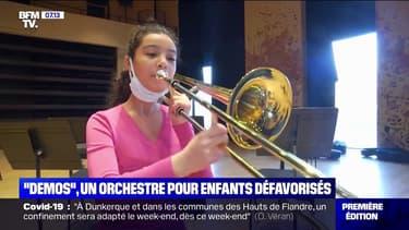 À la Philharmonie de Paris, des enfants défavorisés découvrent la musique classique