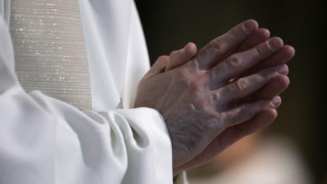La remise en cause du célibat des prêtres est toujours rejetée par le Pape - Photo d'illustration