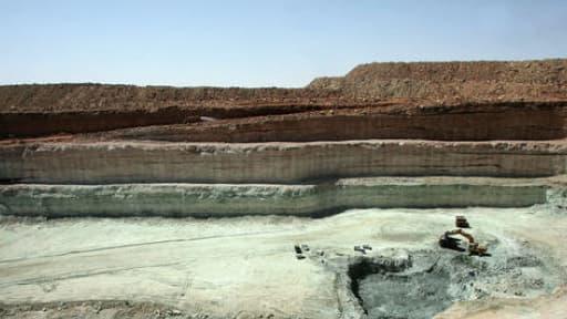 Areva a trouvé un accord sur ses exploitations d'uranium avec le Niger.