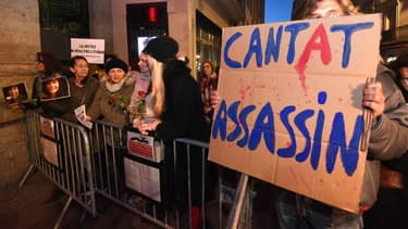 La tournée de Bertrand Cantat suscite la polémique